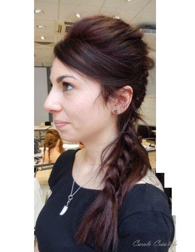 coiffure - tress